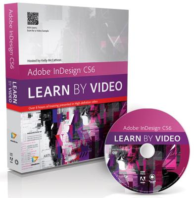 Adobe Indesign Cs6 By Video2brain (COR)/ McCathran, Kelly